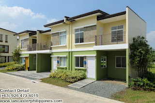 Adelle - Lancaster New City Cavite | House and Lot for Sale Imus-General Trias Cavite