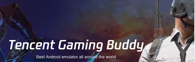 Tencent Gaming Buddy تحميل