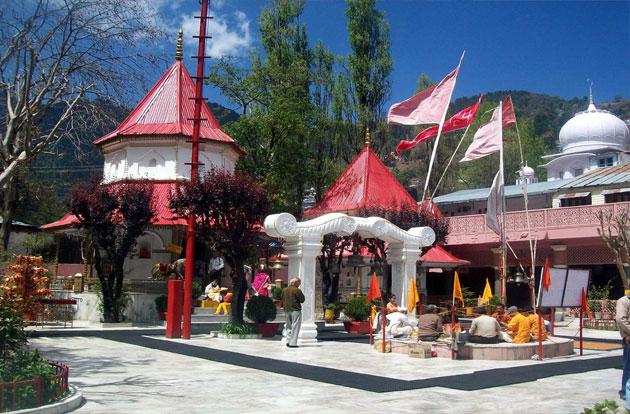Naina Devi Temple Nainital