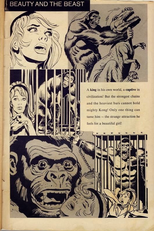 king kong and ann darrow relationship