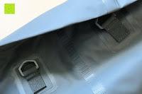 klappen: Dry Bag »Krake« Wasserdichte Trockentasche / Seesack / Survival Bag / Trockensack / Ideal für Kajak, Kanu, Segeln, Angeln, Schwimmen, Strand, Snowboarden, Skifahren, Bootfahren, Camping / Schützt Deine Wertsachen und Kleidung vor Staub, Nässe, Sand und Schmutz / 5L gelb