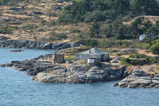 Victoria Island cottage