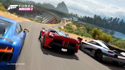 What's The) Name Of The Song: Forza Horizon 3 - E3 2016