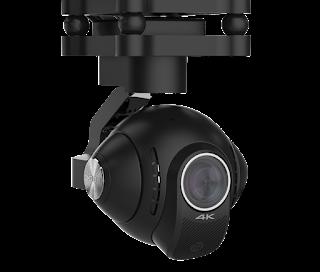 Yuneec Typhoon Q500 4k Camera