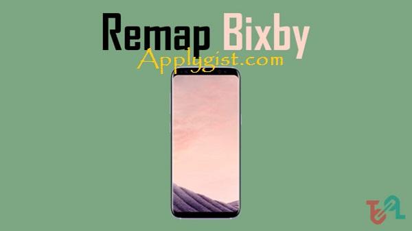 Remap Bixby Button