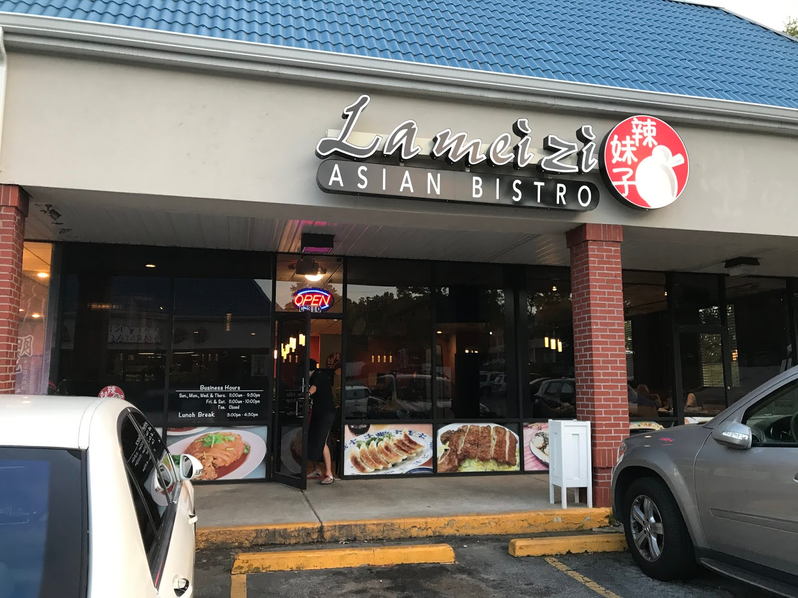 Think, that Asian cafe in smyrna tn