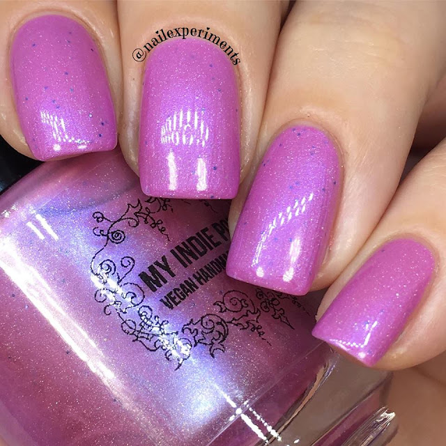 my indie polish the pinks collection polish in not you average dane