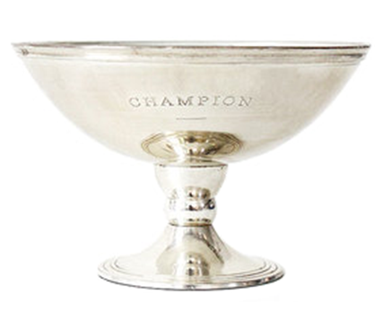 Champion Trophy from Sideshow Press