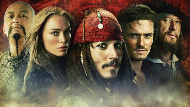 Piratas del Caribe 3