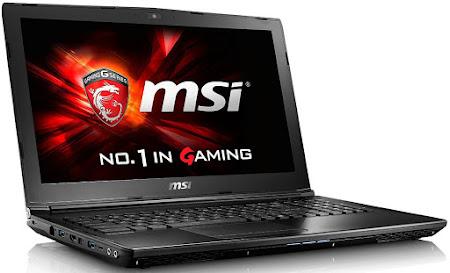 MSI GL62 6QD-014XES