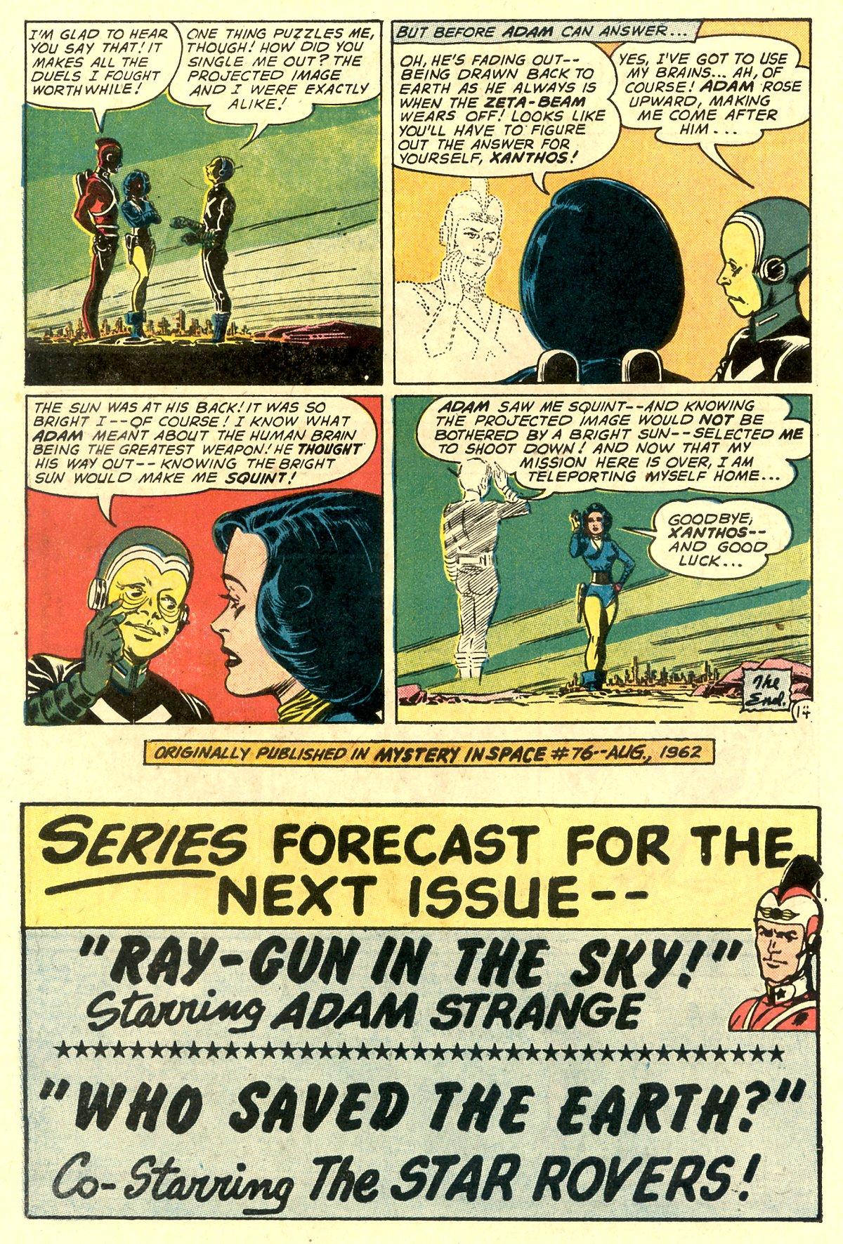 Strange Adventures (1950) issue 236 - Page 24