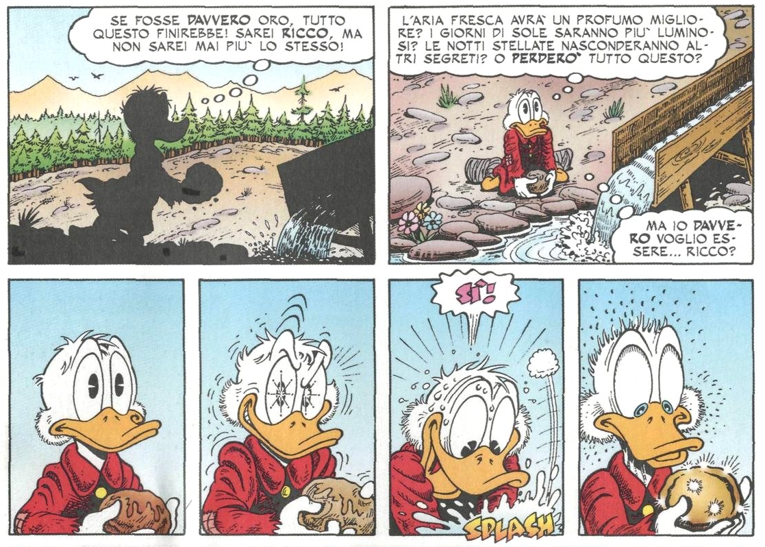 The Life and Times of Scrooge