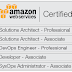 AWS Professional Certifications - time to get to work!