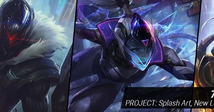 Surrender At 20 1113 Pbe Update Project Splash Art New Login