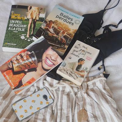 Article été indispensables et PAL livres Coin des licornes Blog lifestyle Toulouse