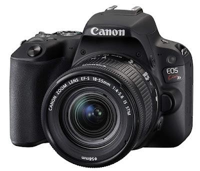 Canon EOS Kiss X9ファームウェアダウンロード