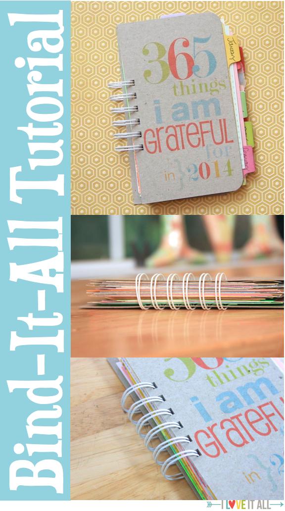 #gratitudejournal #gratitude #mini album #scrapbooking #iloveitall