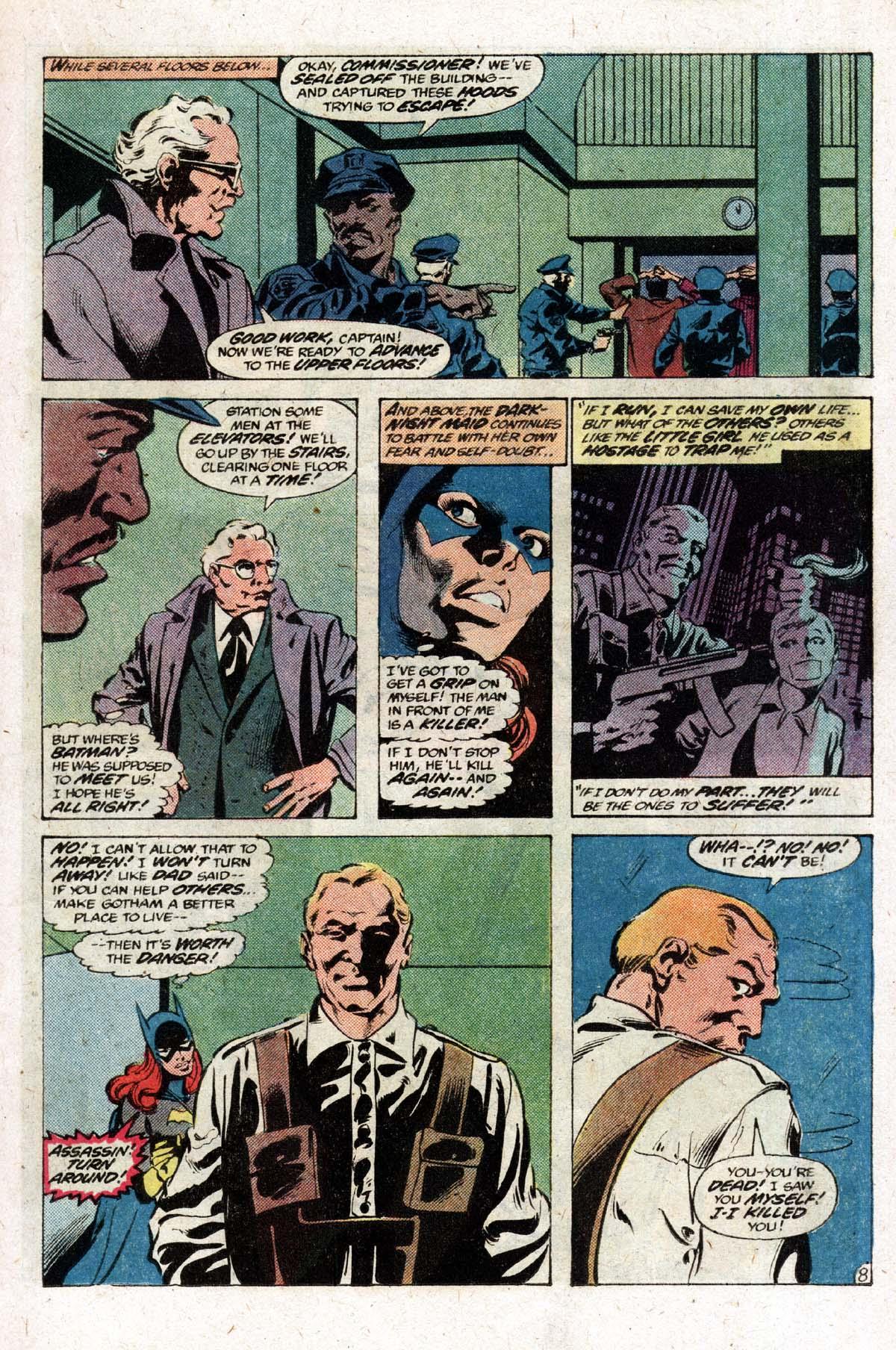 Detective Comics (1937) 492 Page 23