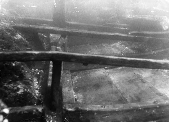 Podwodna fotografia śródokręcia łodzi Puck 2
