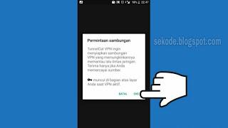 Cara Menggunakan Aplikasi TunnelCat VPN Android