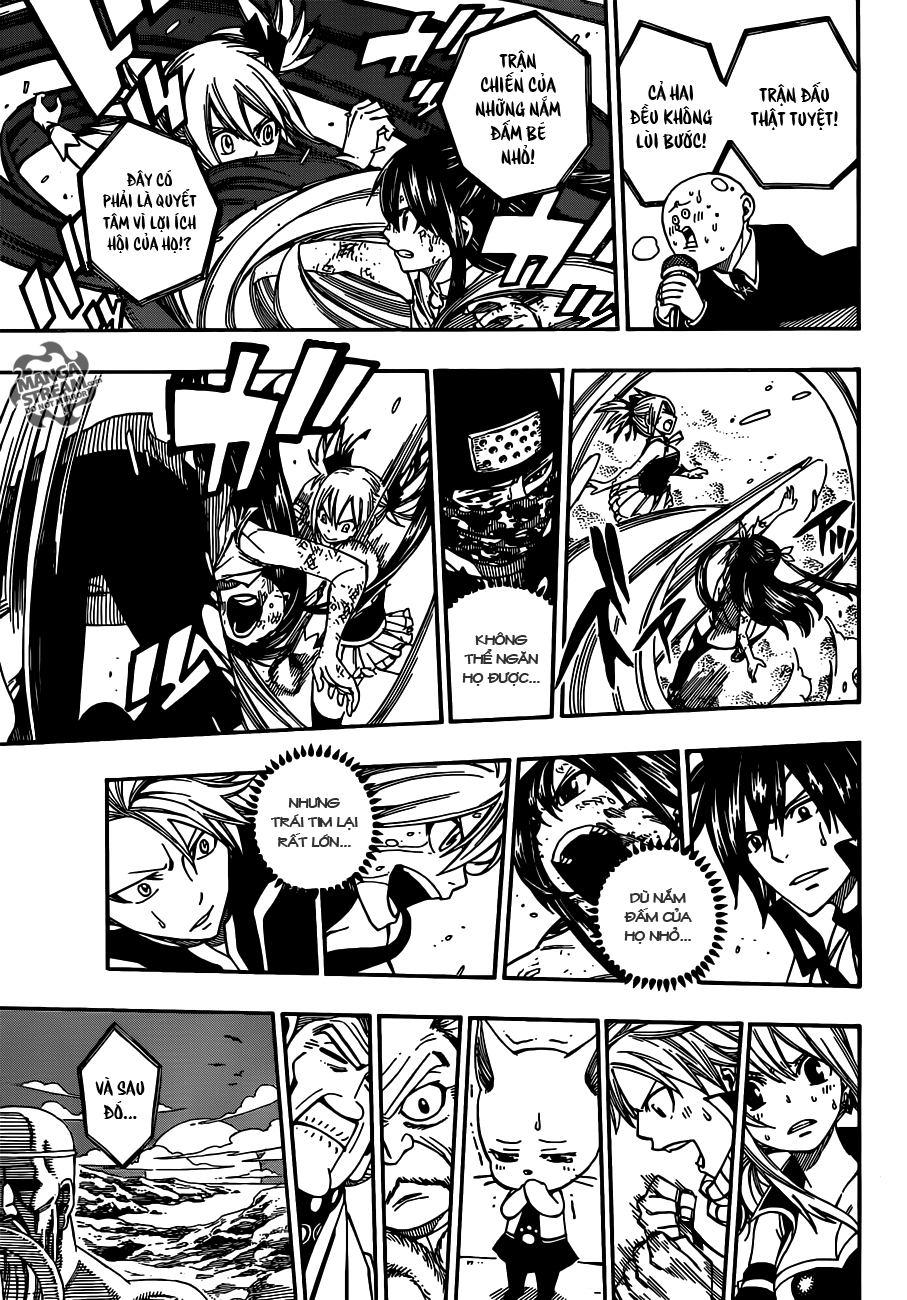 Fairy Tail chap 289 trang 12