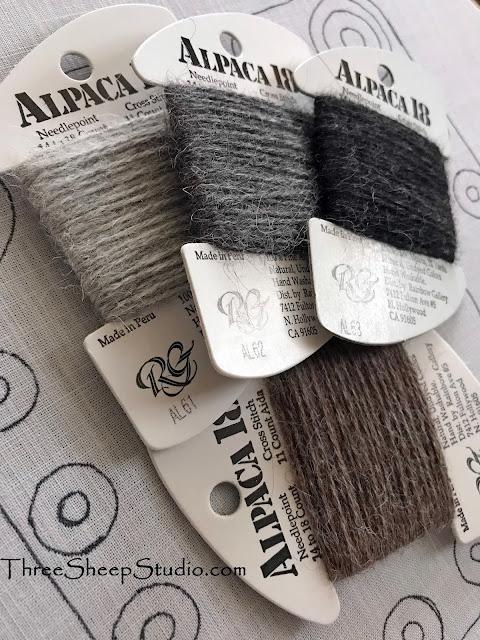 Gorgeous, soft Alpaca Thread