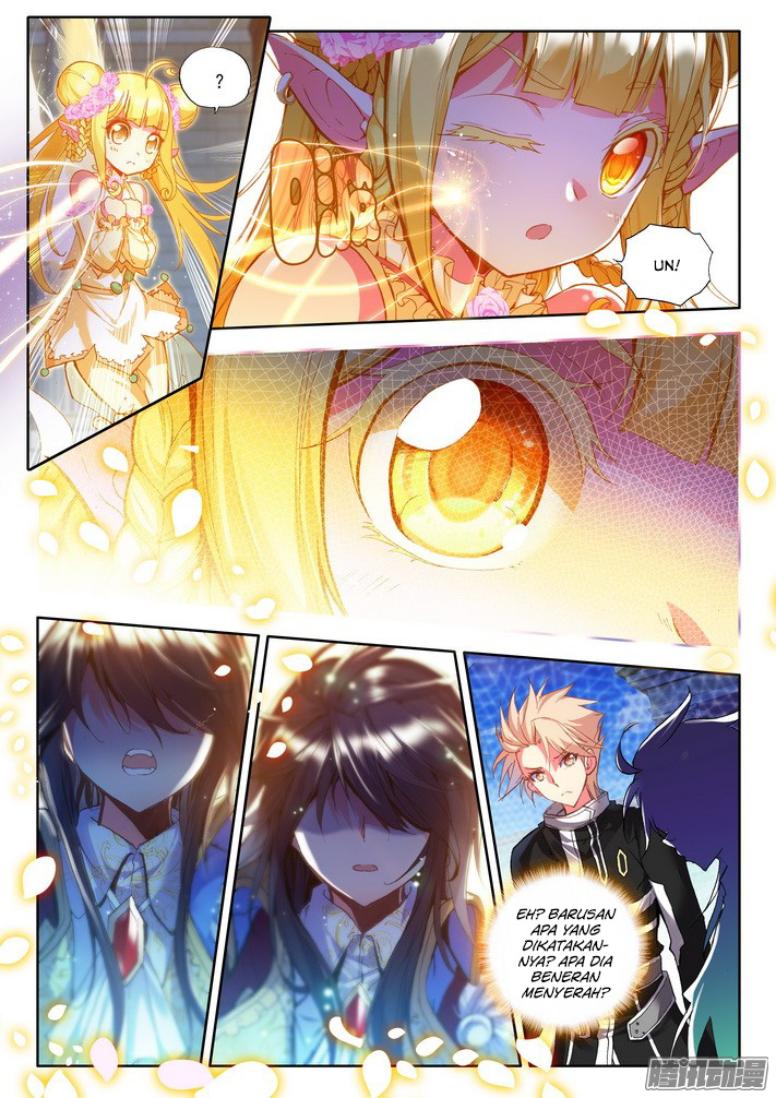 Baca Komik Shen Yin Wang Zuo Chapter 99 Komik Station