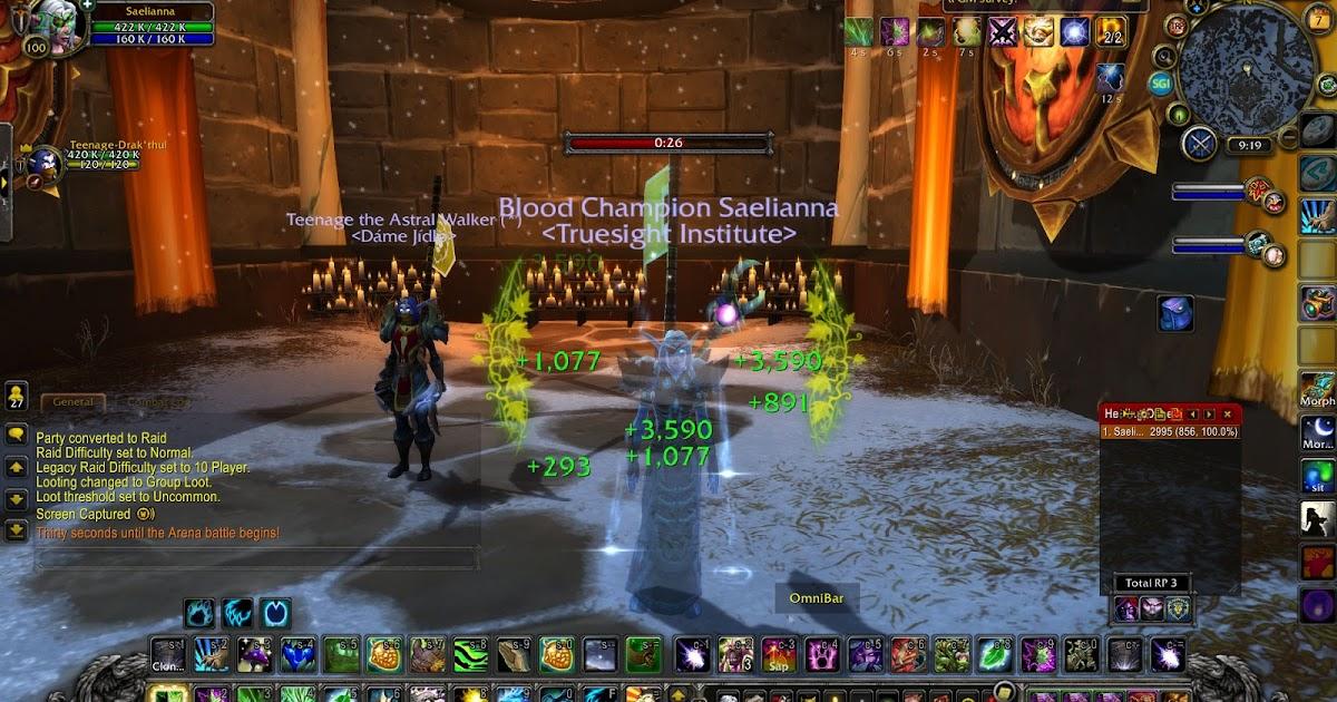 Druid Wow Bis