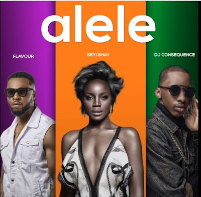 Seyi Shay Ft. Flavour & Dj Consequence – Alele