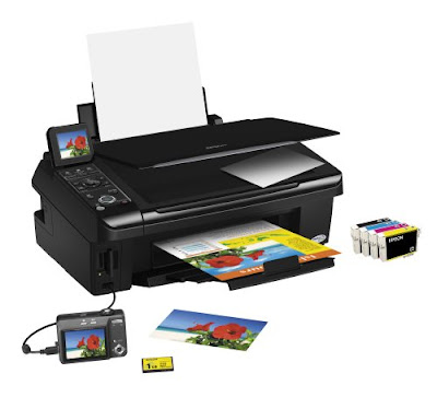 depression toll printing amongst private ink cartridges Epson Stylus SX405 Driver Downloads