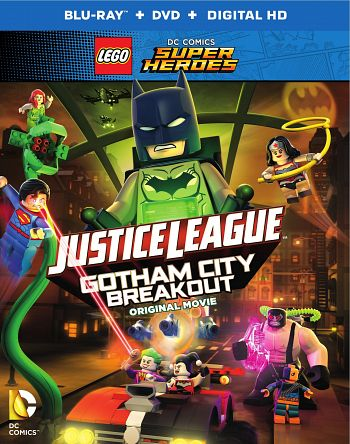 Justice League Gotham City Breakout 2016 English Bluray Download