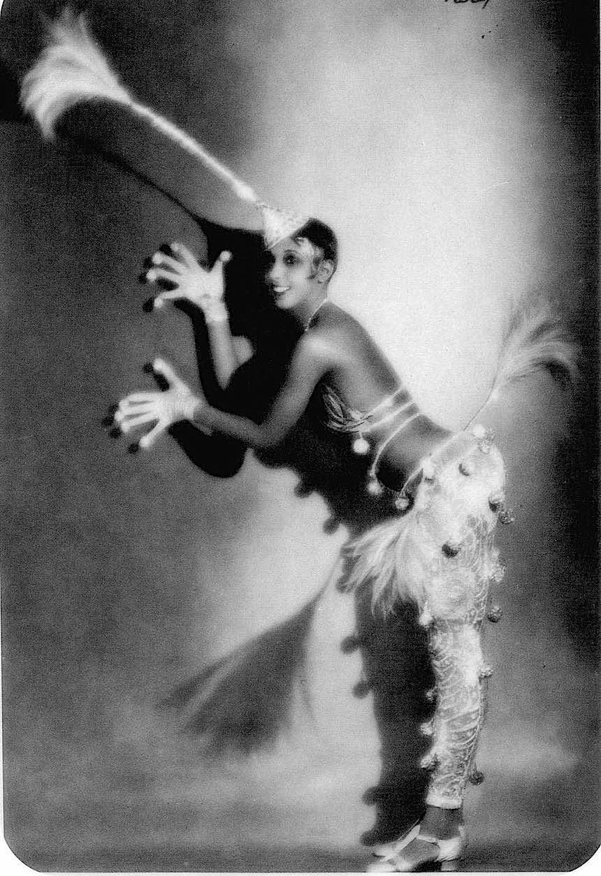 Josephine Baker photograph