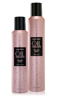 Matrix: Oil Wonders: Volume Rose