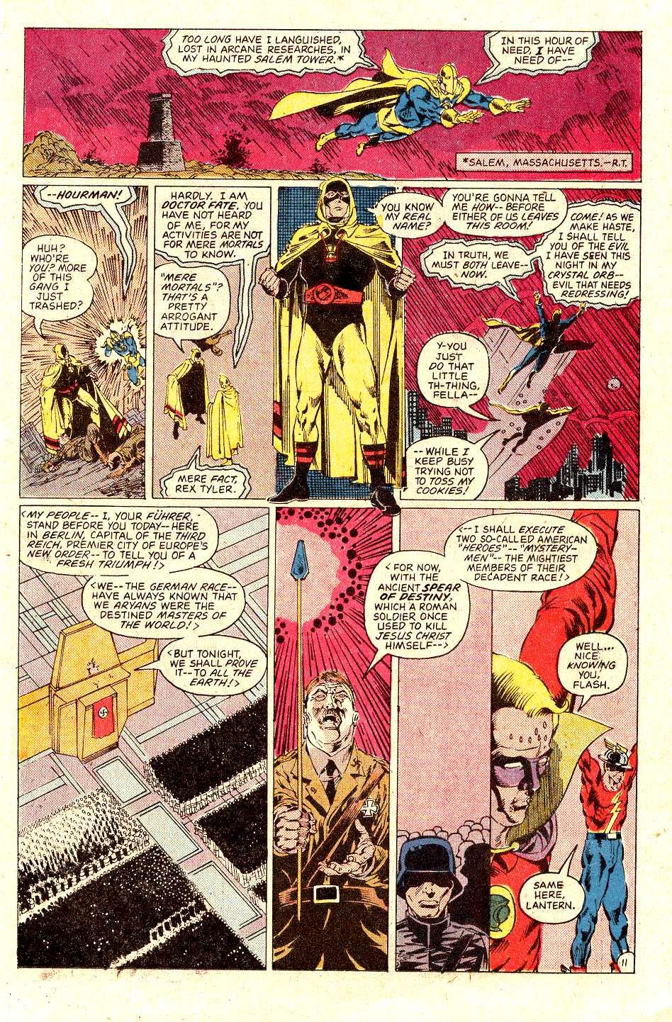 Read online Secret Origins (1986) comic -  Issue #31 - 12