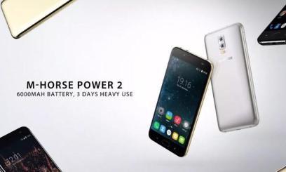 1.7 Juta !! M-Horse Power 2 Dengan Baterai 6000 mAh
