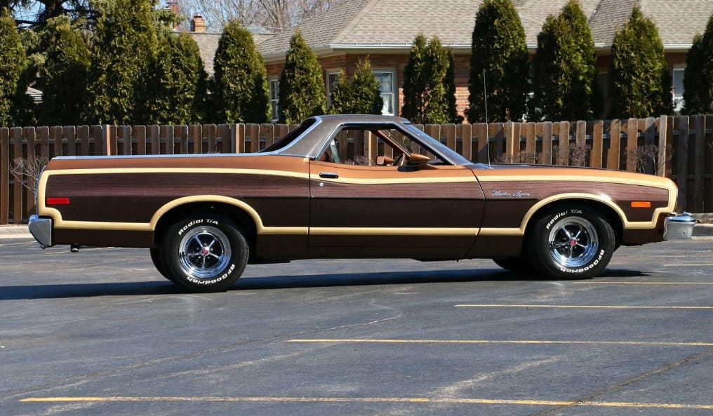 1974 Ford Ranchero GT