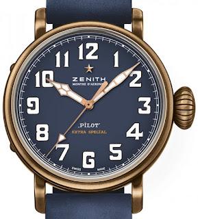 Montre Zenith Pilot Type 20 Extra Special 40mm Bronze