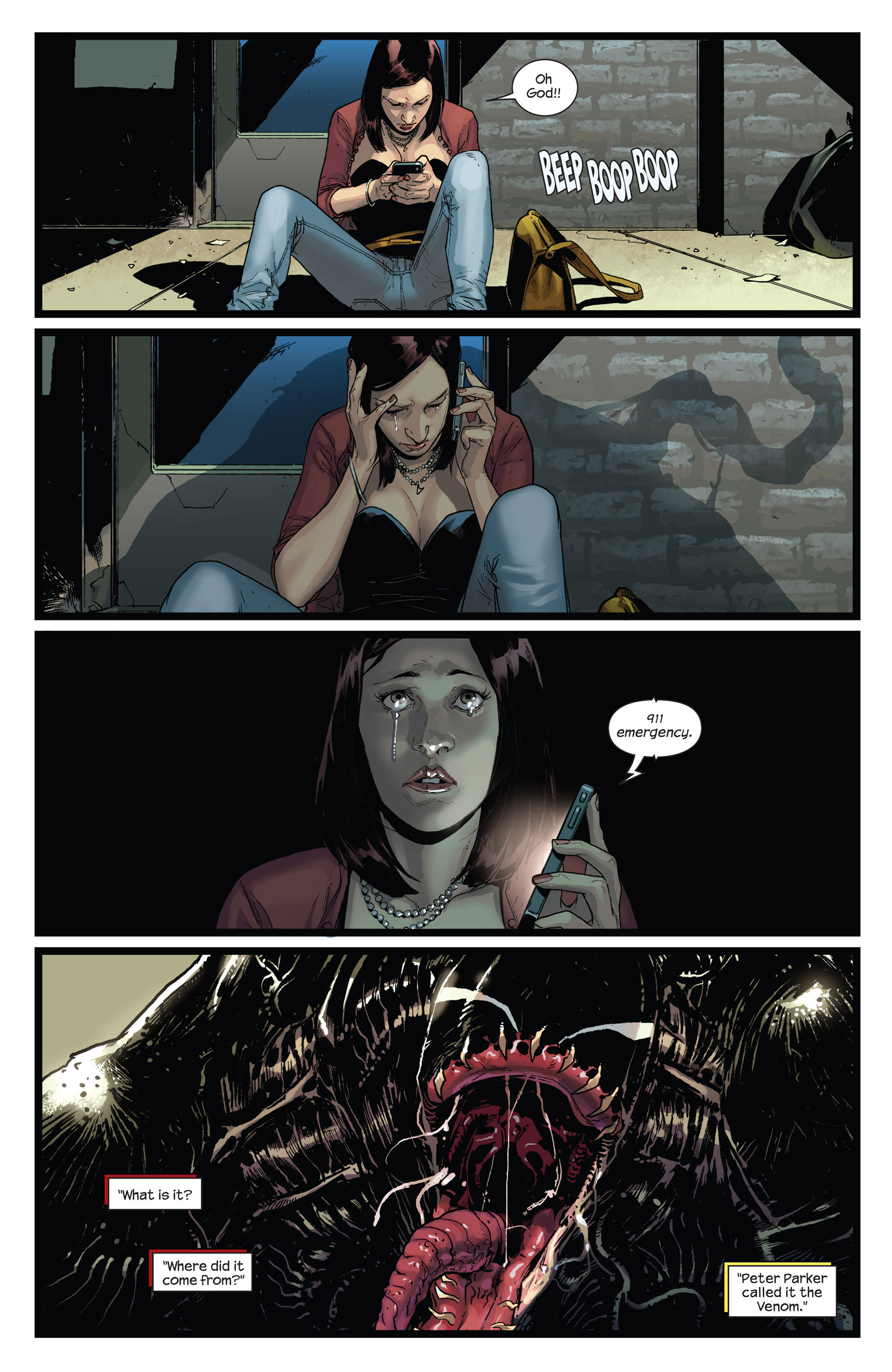 Read online Ultimate Comics Spider-Man (2011) comic -  Issue #21 - 12
