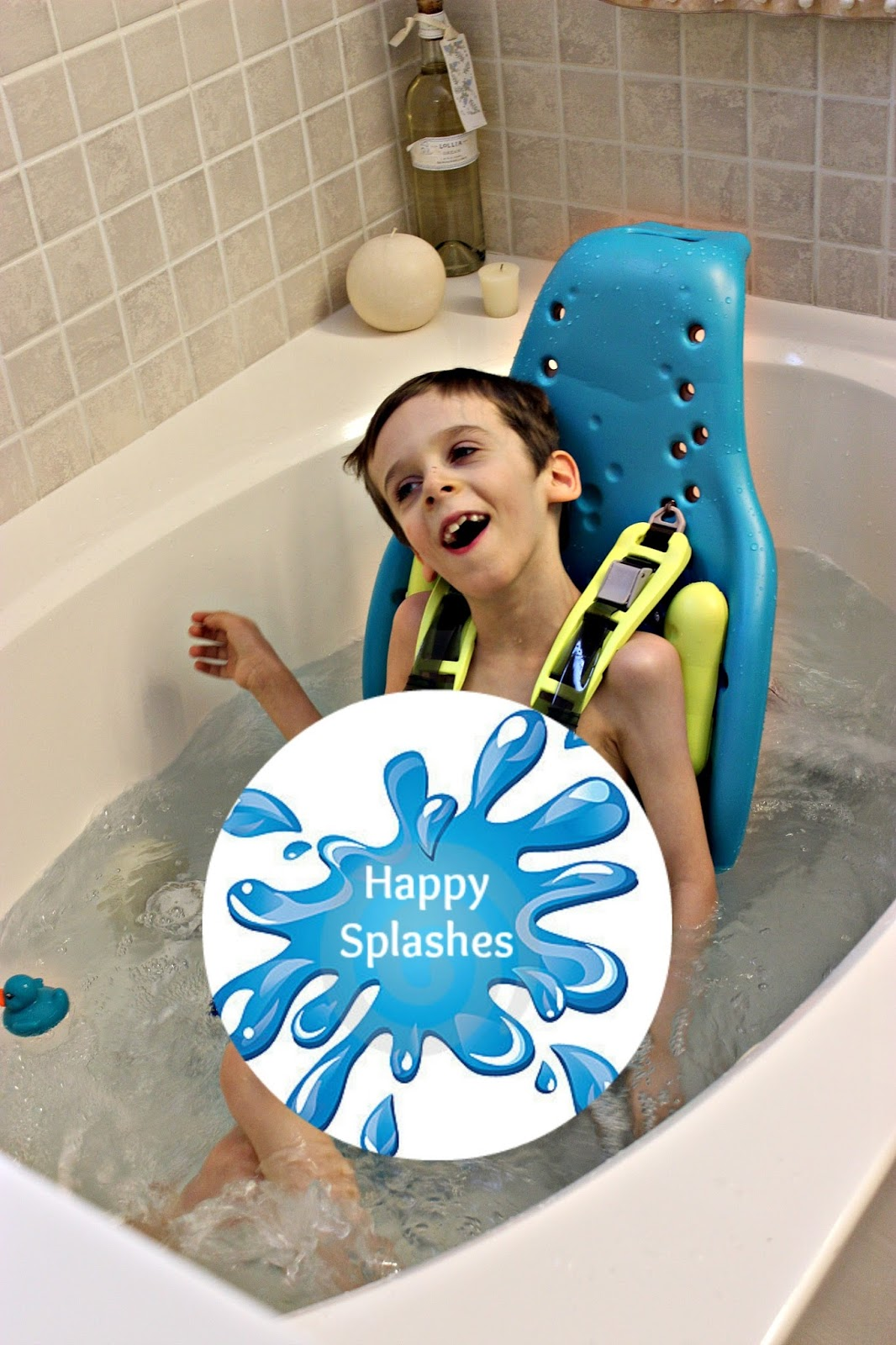 Noah\'s Miracle : Bath Time Just Got a Lot More Fun: Introducing the ...