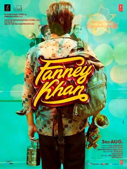 Fanney Khan new upcoming movie first look, Poster of Aishwarya, Anil Kapoor, Rajkummar next movie download first look Poster, release date
