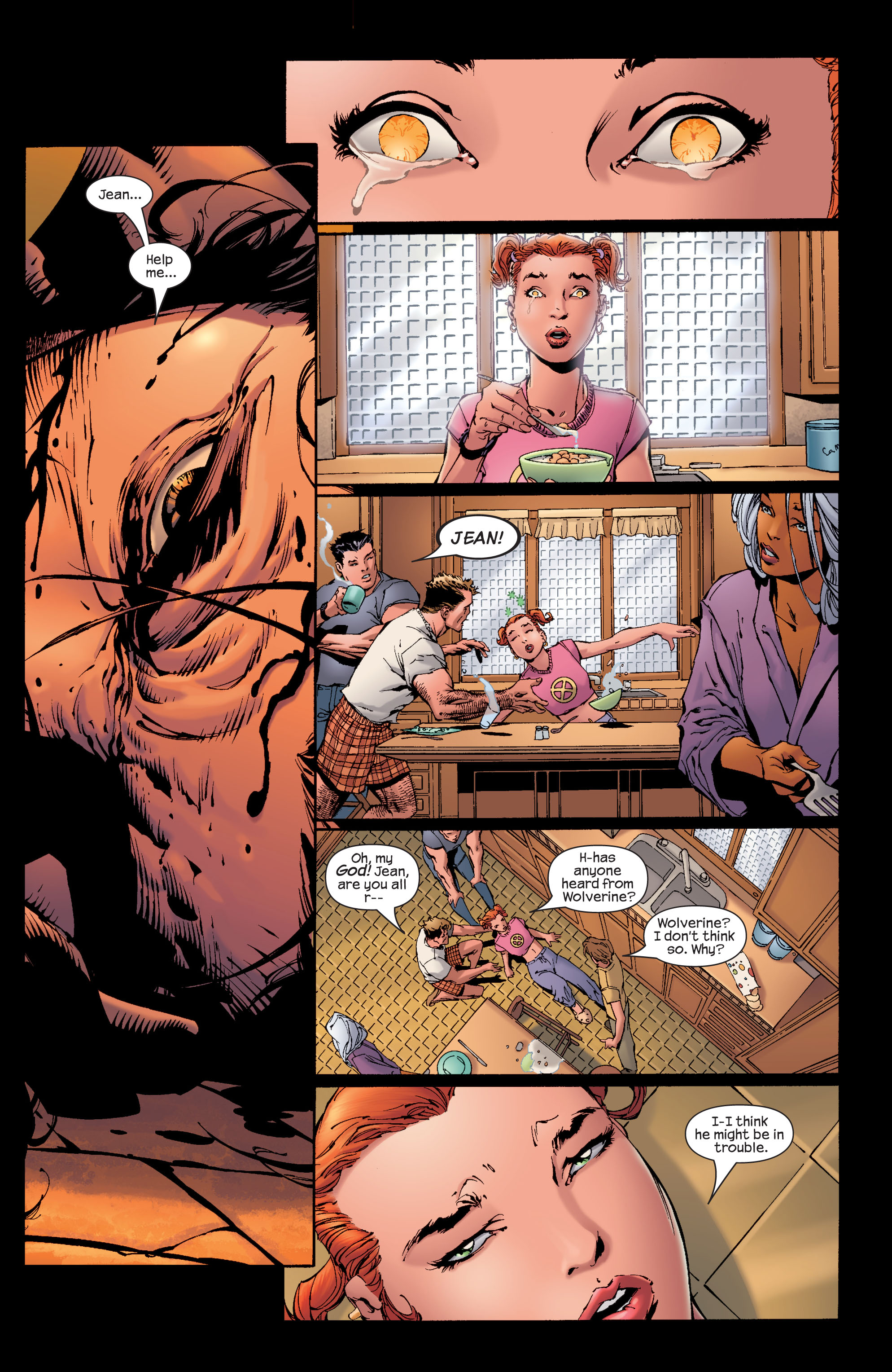 Read online Ultimate X-Men comic -  Issue #37 - 5