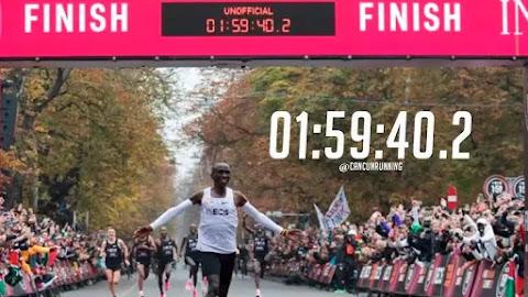 Eliud-Kipchoge-maraton-hace-historia