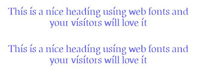autopia web font