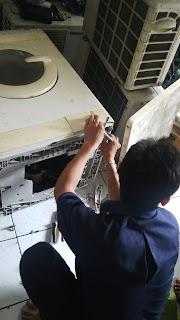 SERVICE AC JAKARTA SELATAN FIRDAUS TECHNIC