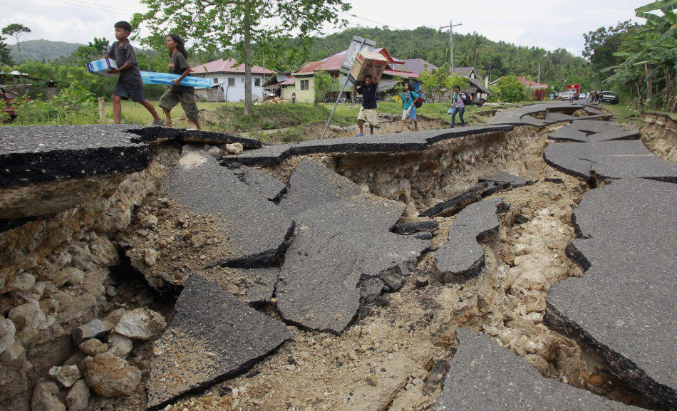 Recent Natural Disaster In Guatemala