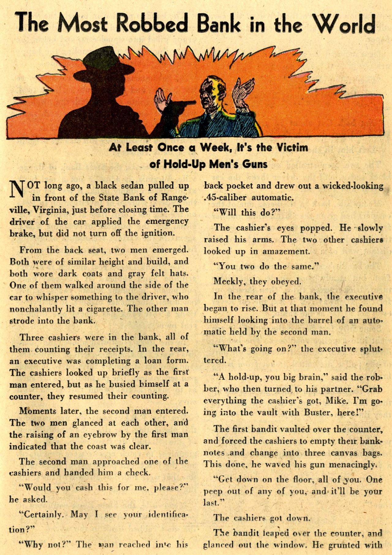 Read online Detective Comics (1937) comic -  Issue #216 - 25