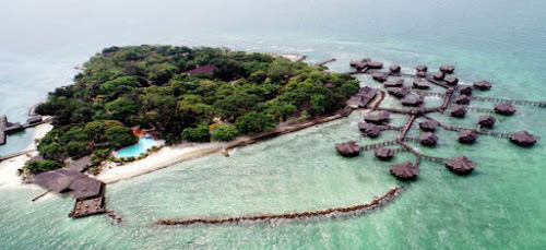 pulau ayer jakarta landscape