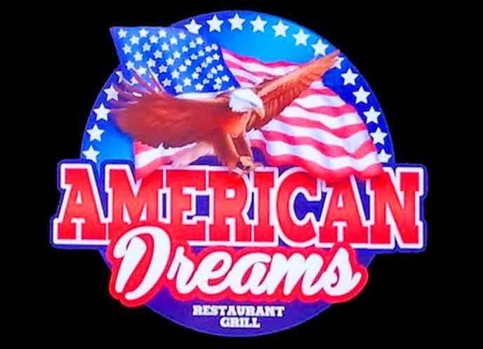 Graffiti American Dreams logo