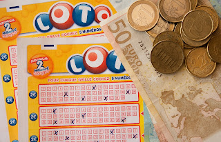 Bulletin de jeu loto