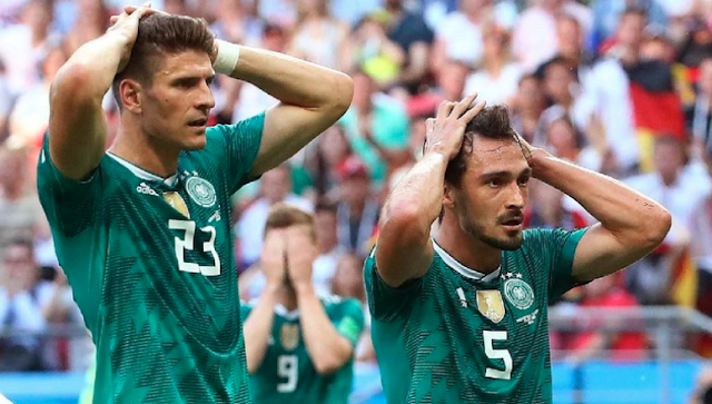 Jerman Tersisih Dari Piala Dunia 2018 Jerseynya Pun Turun Harga
